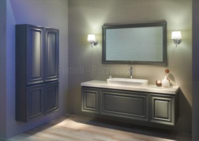 Meble łazienkowe - Fameb
